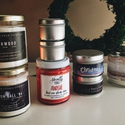 Gift Guide: Bookish Candles