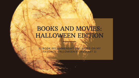 Books and Movies_ Halloween Edition
